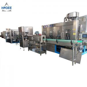 China Glass Bottle Automatic Water Filling Machine Medical Alcohol Filling Machine on sale