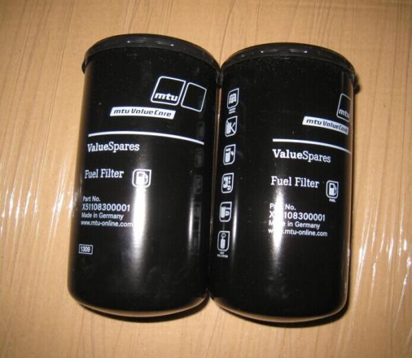MTU series fuel filter X51108300001 for sale – MTU filter