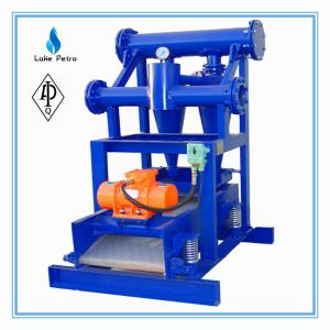 China Solid control system ZQJ Series Desander on sale