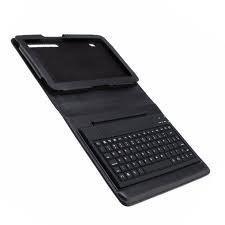 China lightweight / Compact / stylish Protective Tablet PC Motorola Xoom Keyboard Case on sale