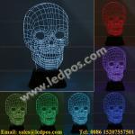 3D Visual Acrylic LED Light