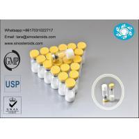 China Human Growth 191AA Human Peptides Rhgh Hormone Melanotan Peptide Ghrp - 6 on sale