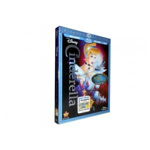 China Hot sale blu-ray bluray boxset Cinderella Bluray+dvd boxset 2disc new Video Region free on sale