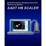 Automática de sistema 31 - dureza Brinell de 650HBW pruebas 0.1HBW resolución