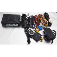 3G Net Remote Car Starter With Push Button Ignition ,GPS / GSM Car Push Button Start Kit