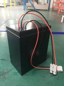 China High Performance Motorcycle Battery 48V 25Ah With NCM Battery Cell on sale