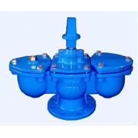 Dourble Release Valve (DAV) with  all fittings and Chamber Made By Ductile iron