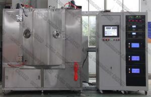 China Graphite Magnetron Sputtering Coating Machine ,  Jet Black Decoration Finishes on sale