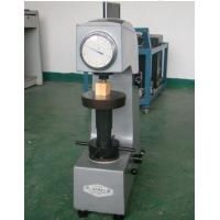 Automatic Pointer Rubber Testing Equipment , Brinell Vickers Rockwell Hardness Testing Machine