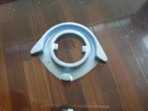 China Door Hardware Casting Small Metal Parts Polish Surface Alloy Steel Casting Parts on sale