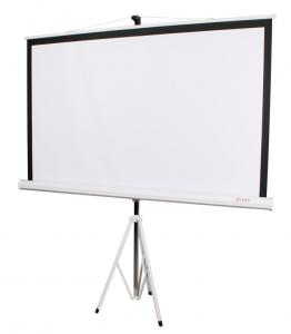 China 100 16:9 Electric Projector Projection Screen 87X49 Rc Motorized Diagonal Matte on sale