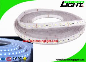 China Shock Resistant High Power Led Flexible Light Strip with 60 Leds/M SMD5050 on sale