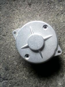 China CNC Machined Grey Iron / Zinc Die Casting Machine Parts with Polishing E-coating on sale
