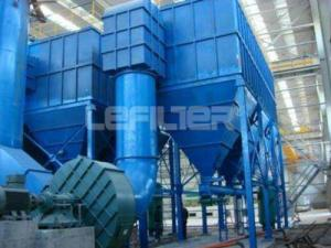 China Industrial fume extractor / dust fume extractor on sale