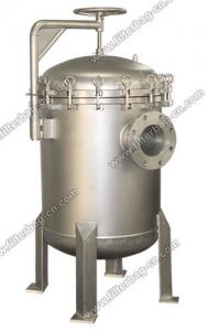 China M404 Multi Bag Filter Housing For Chemical Filtration and Water treatment on sale