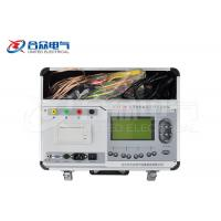 On - Load Transformer Testing Equipment , Voltage Regulation Tapping Switch Tester