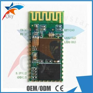 China HC - 05 Wireless Bluetooth RF Transceiver Module  RS232 / TTL on sale