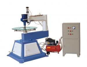 China Glass Inner and Outer Circles Grinding Machine BIO1320, Round glass edging machine on sale
