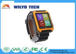 China UTERRA Bluetooth Wrist Phone , Watch With Bluetooth Sport Rugged Waterproof on sale
