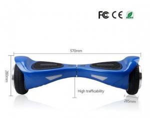 China OEM Two Wheeler Electric Scooter Self Balancing With Real Original LG Battery on sale