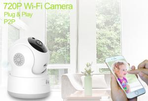 China baby monitor smart wireless wifi ip camera with temperature humidity Detection cctv on sale