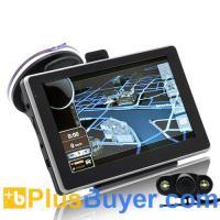 "China 5"" Touchscreen Car GPS Navigator w/ Wireless Reversing Camera (800 x 480, WinCE 5.0) on sale"