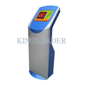 China 19 Touch Screen Interactive Information Kiosk For Retail Ordering Payment on sale
