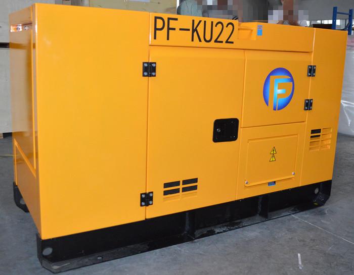 16kw 20kva Power Generator Noiseless Generating Kubota Engine Made