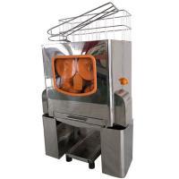 Professional Commercial Orange Juicer Machine , Fresh Orange Juice Squeezer