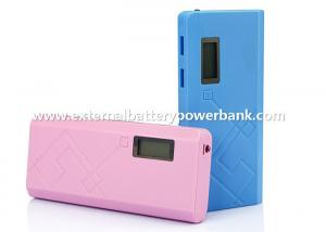 China 4 Colors Mobile phone Emergency Portable Power Bank 13000mah on sale