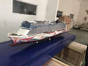 High Precision Norwegian Joy Model Breakaway Plus Class
