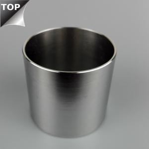 China Cobalt Chrome Alloy Bushing / Shaft Protecting Sleeve Replacement Parts on sale