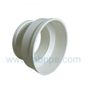 Quality SH200A2-PVC reducer used for Extension Tube and lab,resist to acid and high temperature for sale