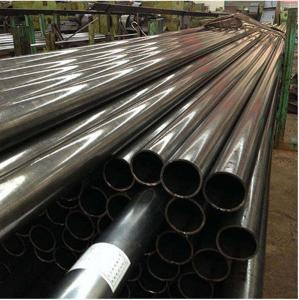 China Q195 Pipe Pre Galvanized Welded Bright Steel Tube / Pipe / Hollow Section on sale