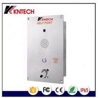 Kntech Public Service Telephone KNZD-20 Door Phone Intercom,Camera Emergence Telephone support induction loop