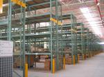 China Logistics Equipmetn Corrosion Proof Large Scale Warehouse Racking wholesale