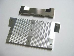 China Aluminum 5052 / 6061 Large CNC Machining Heat Sink / Industry Use on sale
