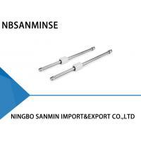 Magnetically Coupled Rodless Cylinder / Basic Type Magnetic Pneumatic Cylinder