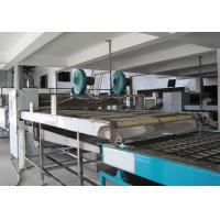 55KW Power Noodles Plant Machine, Fried Instant Noodle Making Equipment