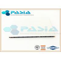 China Surface Anodized Honeycomb Roof Panels For Floating Roof Tank Acid Resistance on sale