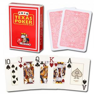 China XF Italy Modiano Texas Poker 2 Jumbo Index|red Single Card Deck|Poker Analyzer|Contact Lens in Marked Cards|Poker Chips on sale