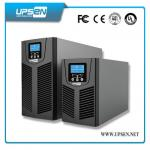 24VDC to 220VAC Uninterrupted Power Supply , Solar Online UPS Power with PV Input