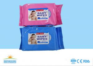 China Personal Cleaning Disposable Wet Wipes Organic for Baby Hand PH Balance on sale