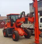 china cheap ground pile drilling machine GS 2000
