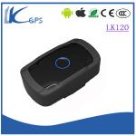 High Quanlity realtime gps tracking device with waterproof black LK120