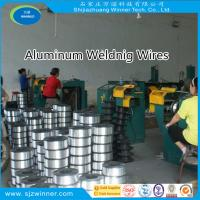 China Aluminium welding wire rod ER4043 (AlSi5) for TIG welding wires on sale