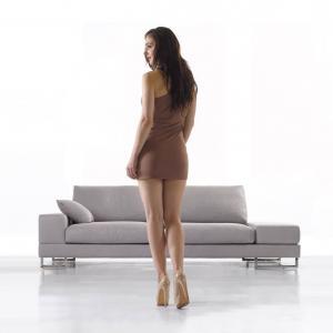 Quality Italian sofa designs 3 Seaters sofa , Modern Fabric Sofas Furniture , Fabric sofa sets for sale