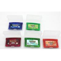 Cheaper Game for GBA :Pokemon Emerald ,fire red, ruby,sapphire,leef green mix order