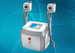 China Portable Cryolipolysis Frozen Slimming machine with two Cryolipolysis Handles for beauty on sale