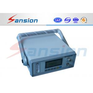 China School Use Portable SF6 Gas Leak Detector Fast Measuring Dew Point Flexible on sale
